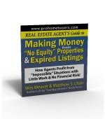 Real Estate Agent's Guide to Making Money