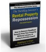 The TurnKey Investor's Rental Property Repossession
